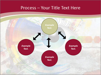 Abstract Eye PowerPoint Template - Slide 91