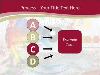 Abstract Eye PowerPoint Template - Slide 94