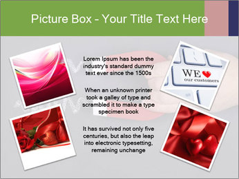 A magnet PowerPoint Template - Slide 24