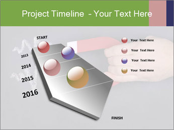 A magnet PowerPoint Template - Slide 26