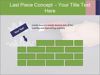 A magnet PowerPoint Template - Slide 46