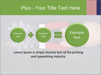 A magnet PowerPoint Template - Slide 75