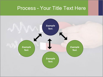 A magnet PowerPoint Template - Slide 91