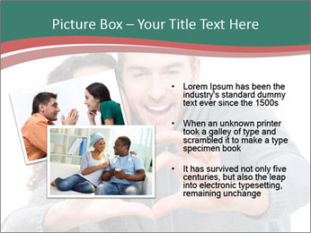 Happy Valentines Day PowerPoint Template - Slide 20