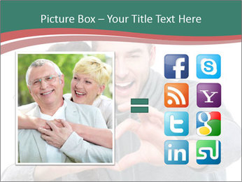 Happy Valentines Day PowerPoint Template - Slide 21