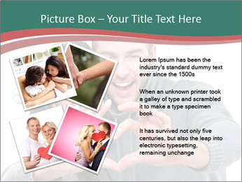 Happy Valentines Day PowerPoint Template - Slide 23