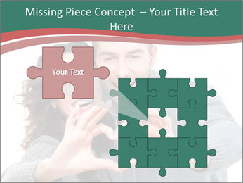 Happy Valentines Day PowerPoint Template - Slide 45