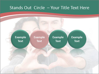 Happy Valentines Day PowerPoint Template - Slide 76