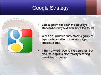 Movie reel PowerPoint Template - Slide 10