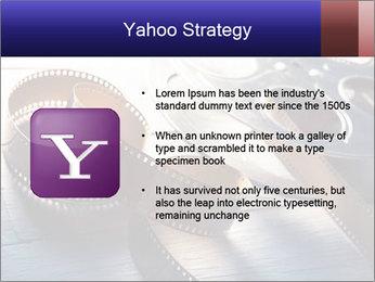 Movie reel PowerPoint Template - Slide 11