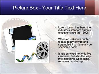 Movie reel PowerPoint Template - Slide 20