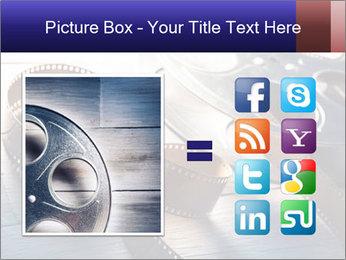 Movie reel PowerPoint Template - Slide 21