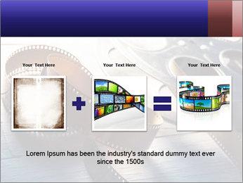Movie reel PowerPoint Template - Slide 22