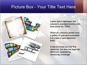 Movie reel PowerPoint Template - Slide 23