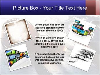 Movie reel PowerPoint Template - Slide 24