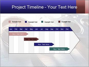 Movie reel PowerPoint Template - Slide 25