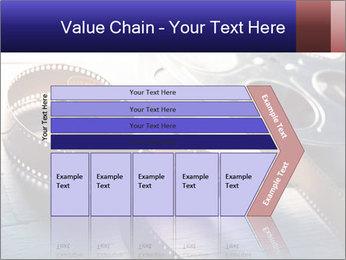 Movie reel PowerPoint Template - Slide 27