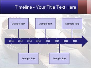 Movie reel PowerPoint Template - Slide 28