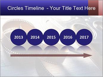 Movie reel PowerPoint Template - Slide 29
