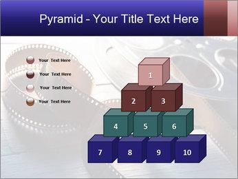 Movie reel PowerPoint Template - Slide 31