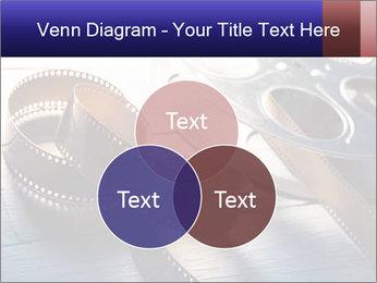 Movie reel PowerPoint Template - Slide 33