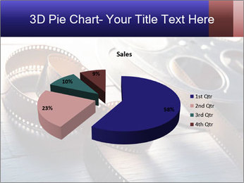 Movie reel PowerPoint Template - Slide 35