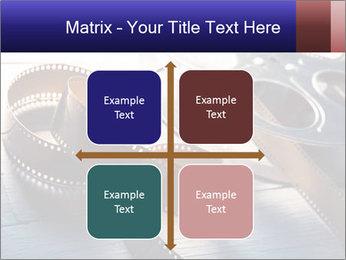 Movie reel PowerPoint Template - Slide 37