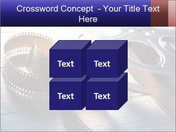 Movie reel PowerPoint Template - Slide 39