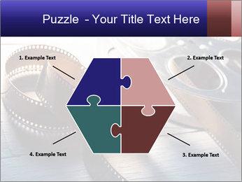 Movie reel PowerPoint Template - Slide 40