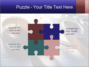Movie reel PowerPoint Template - Slide 43