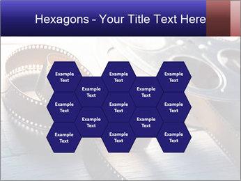 Movie reel PowerPoint Template - Slide 44