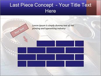 Movie reel PowerPoint Template - Slide 46
