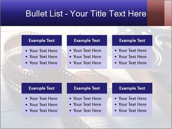 Movie reel PowerPoint Template - Slide 56