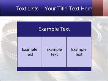 Movie reel PowerPoint Template - Slide 59