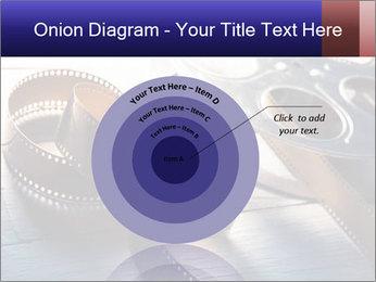 Movie reel PowerPoint Template - Slide 61
