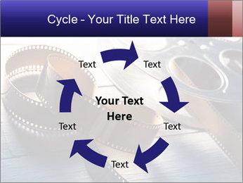 Movie reel PowerPoint Template - Slide 62