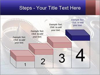 Movie reel PowerPoint Template - Slide 64