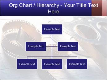 Movie reel PowerPoint Template - Slide 66