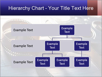 Movie reel PowerPoint Template - Slide 67