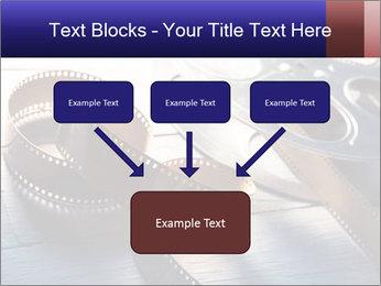 Movie reel PowerPoint Template - Slide 70