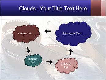 Movie reel PowerPoint Template - Slide 72