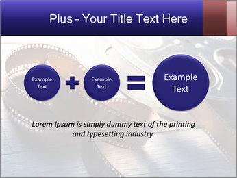 Movie reel PowerPoint Template - Slide 75