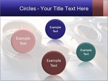 Movie reel PowerPoint Template - Slide 77