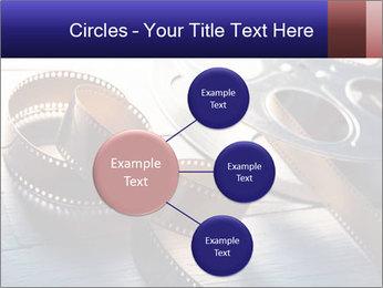 Movie reel PowerPoint Template - Slide 79