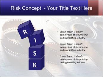 Movie reel PowerPoint Template - Slide 81