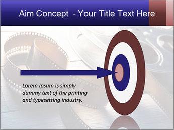 Movie reel PowerPoint Template - Slide 83