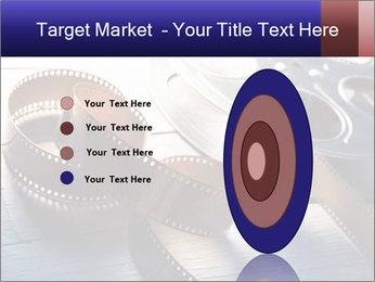 Movie reel PowerPoint Template - Slide 84