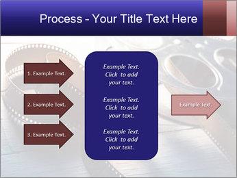 Movie reel PowerPoint Template - Slide 85