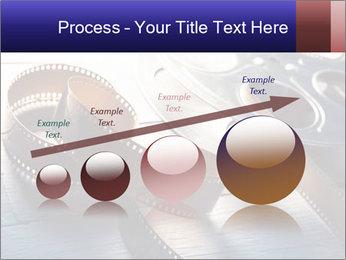 Movie reel PowerPoint Template - Slide 87