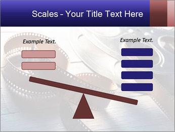Movie reel PowerPoint Template - Slide 89